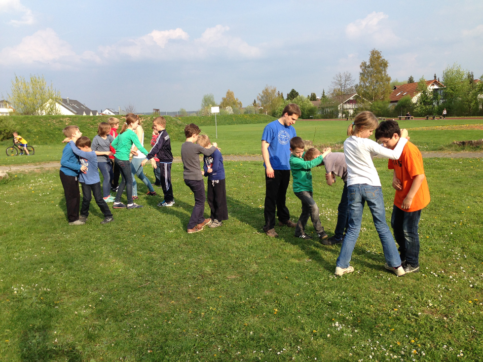 Kindertrainingstag am 12.04.2014