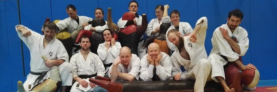 Danshakai mit Sensei Olaf Krey vom 2.- 4.März in Schifferstadt
