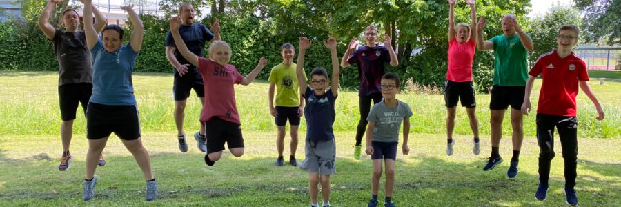 KU-Trainingstag in Gärtringen mit Dinah Kretschmer am 10.07.2021